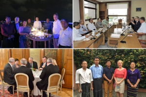 [REPOST] GCSP Alumni Gather in Yangon, Colombo, New Delhi and Brussels