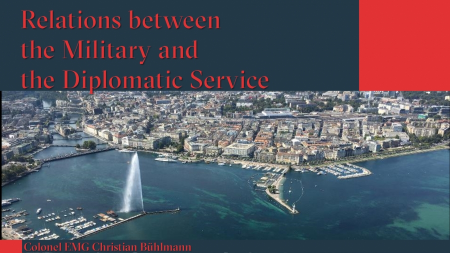 Relationship between the Military and the Diplomatic Service